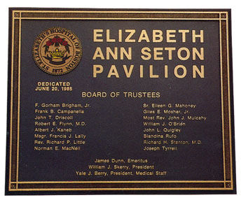 Bronze Plaque Castings